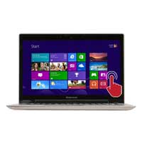 "Lenovo U430 14"" Touch Ultrabook Refurbished - Grey Metal"