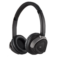 Creative Labs WP-380 Wireless Bluetooth On Ear Headphones with Mic - Black