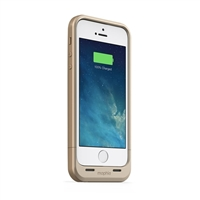 Mophie Juice Pack Air for iPhone 5/5s - Gold