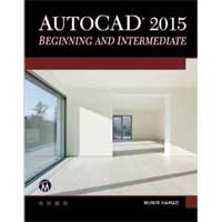 Mercury Learning AUTOCAD 2015 BEG & INTERM