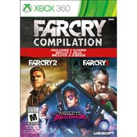 Ubisoft Far Cry Compilation (Xbox 360)
