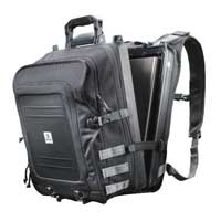 Pelican Accessories Elite U100 Laptop Backpack - Black