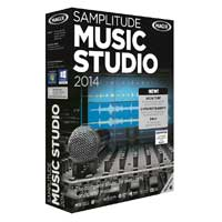 Magix Entertainment Samplitude Music Studio 2014