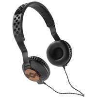 House of Marley Liberate On Ear Headphones - Midnight