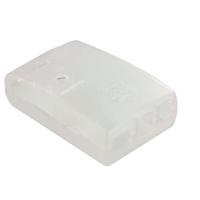 MCM Electronics Raspberry Pi Model B+ Enclosure - Clear