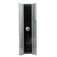Dell GX755 Windows 7 Professional Desktop Computer Refurbished