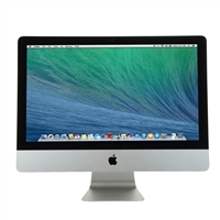 "Apple iMac MF883LL/A 21.5"" All-in-One Desktop Computer"