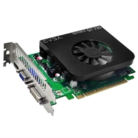 EVGA NVIDIA GeForce GT 730 1GB GDDR5 PCI-Express Video Card
