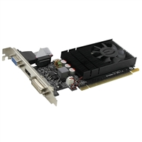 EVGA GeForce GT 730 Low Profile 1GB DDR3 PCI-Express Video Card