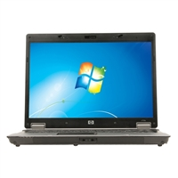 "HP 6730B Windows 7 Professional 15.4"" Laptop Computer Refurbished - Gray"
