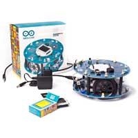 Gheo Electronics Arduino Robot on Wheels - US Plug