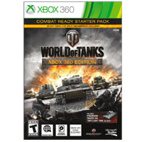 Microsoft World of Tanks Xbox 360 (English US NTSC DVD)