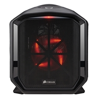 Corsair Graphite Series 380T Mini-ITX Portable PC Case - Black