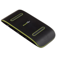 Audiovox Electronics Soundflow Soundboard Portable Speaker - Green/Black