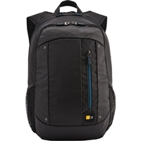 "Case Logic Jaunt Notebook/Tablet Backpack Fits Screens up to 15.6"" - Black"