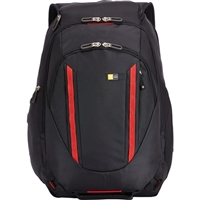 "Case Logic Evolution Plus Notebook Backpack fits up to 15.6"" - Black"