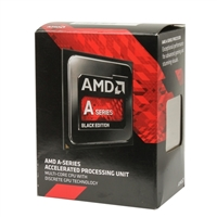 AMD A6 7400K Black Edition Steamroller 3.9GHz Dual-Core Socket FM2+ Boxed Processor