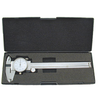 "Enkay Products Caliper, 6"" Dial"