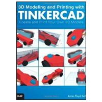 Pearson/Macmillan Books 3D MODELING & PRINTING
