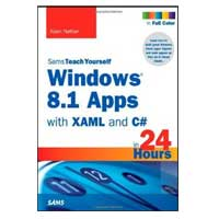 Pearson/Macmillan Books SAMS TY WINDOWS 8.1 APPS