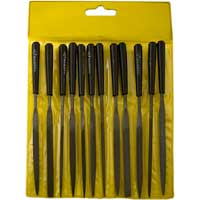 Enkay Products Needle File Set - 12 piece