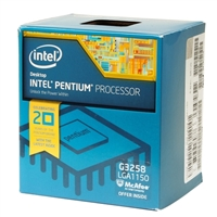 Intel G3258 3.2 GHz LGA1150 Boxed Processor