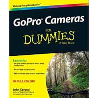 Wiley GoPro Cameras For Dummies