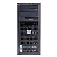 Dell Optiplex GX620 Desktop Computer Refurbished