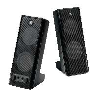 Logitech X-140 5W 2.0 Speakers (Refurbished)