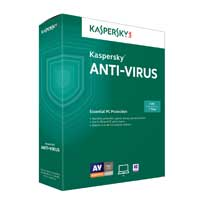 Kaspersky Anti-Virus - 1 Device, 1 Year