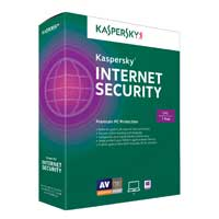 Kaspersky Internet Security - 1 Device, 1 Year (PC)
