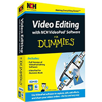 NCH Software Video Editing with Videopad Dummies