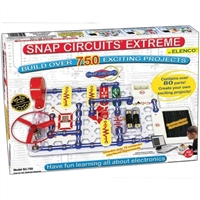 Elenco Snap Circuits Extreme - 750 Projects