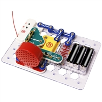 Elenco Snap Circuits FM Radio Project Kit