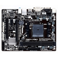 GA-F2A58M-HD2 FM2 / FM2 AMD A58 (Bolton D2) HDMI Micro ATX