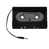 Scosche Industries Universal Cassette adapter for iPod and MP3 Players