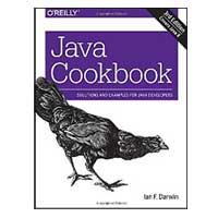 O'Reilly JAVA COOKBOOK 3/E