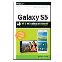 O'Reilly GALAXY S5 MISSING MANUAL