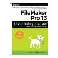 O'Reilly FILEMAKER PRO 13 MISSING