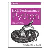 O'Reilly HIGH PERFORMANCE PYTHON