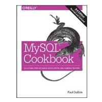 O'Reilly MYSQL COOKBOOK 3/E