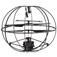 3ch UFO Aerocraft with Gyros - App controlled
