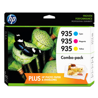 HP 935 Color Combo Pack