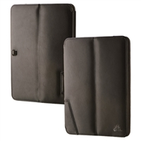 Chil Inc Notchbook SE Leather Folio for Samsung Galaxy Tab 4 10.1 - Black