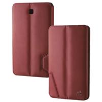 Chil Inc Notchbook SE Leather Folio for Samsung Galaxy Tab 4 8.0 - Burgundy