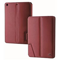 Chil Inc Notchbook SE Leather Folio for iPad Air - Burgundy
