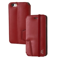 Chil Inc Notchbook SE Leather Folio for iPhone 6 - Burgundy