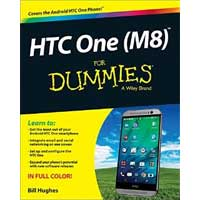 Wiley HTC ONE M8 FOR DUMMIES