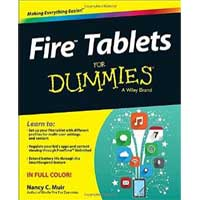 Wiley KINDLE FIRE X FOR DUMMIES