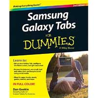 Wiley SAMSUNG GALAXY TABS DUMMI